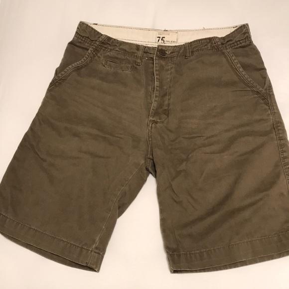 Other - Zara Green Shorts Men